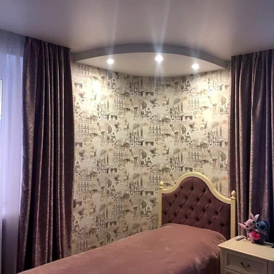 Спальня Ремонт в Воронеже